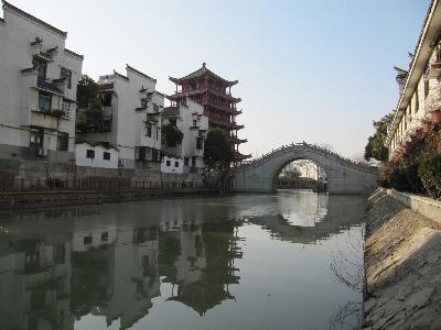 肥西三河古镇
